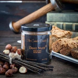 Deez Nutz- Black Label- Banana Nut Bread- Hazelnut